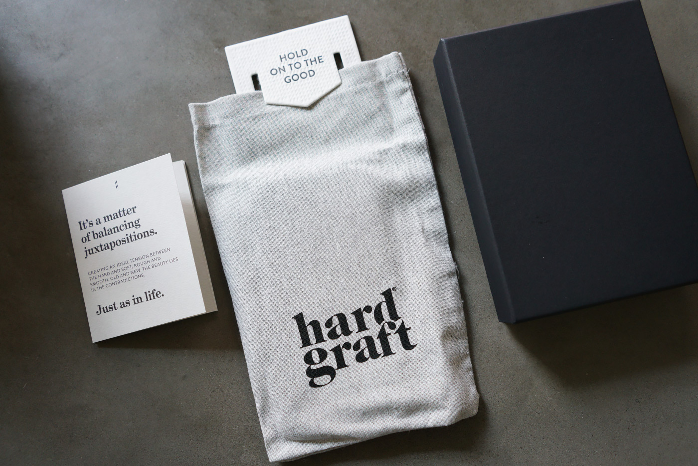 Hardgraft Fuzzy iPhone Cover