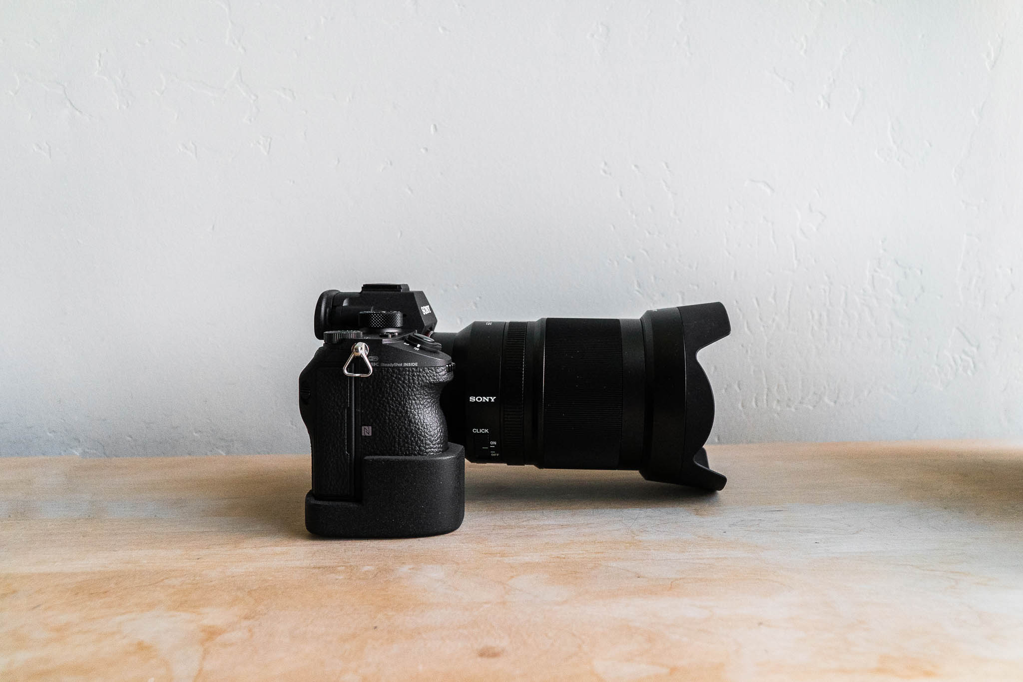 JB Camera Designs Sony a9 Grip Case Pro Review