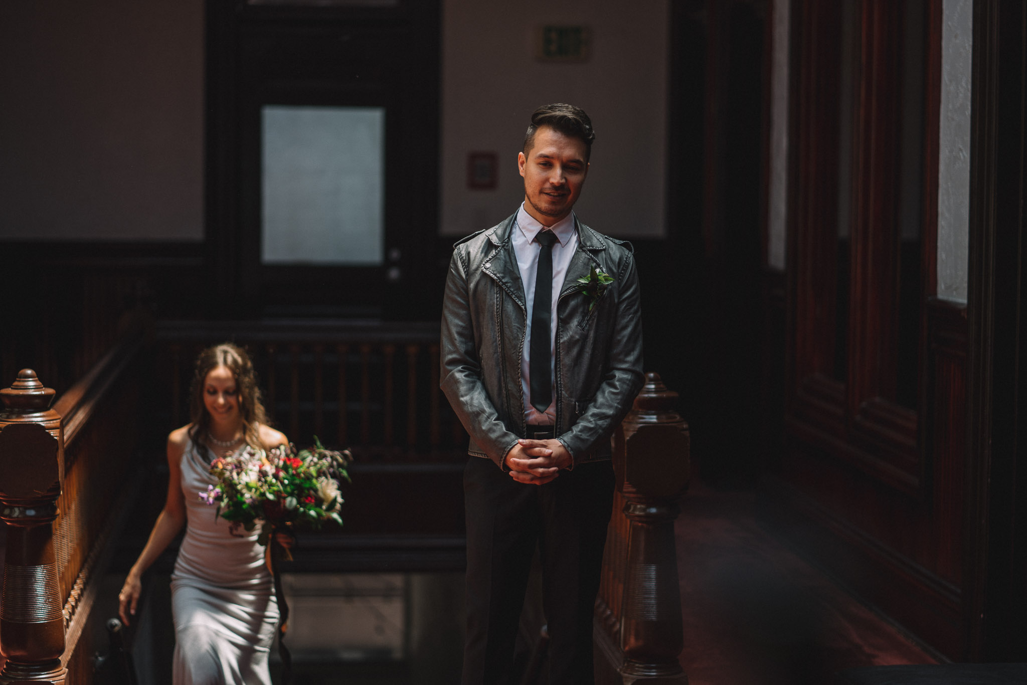 Moody Preset Wedding Edits