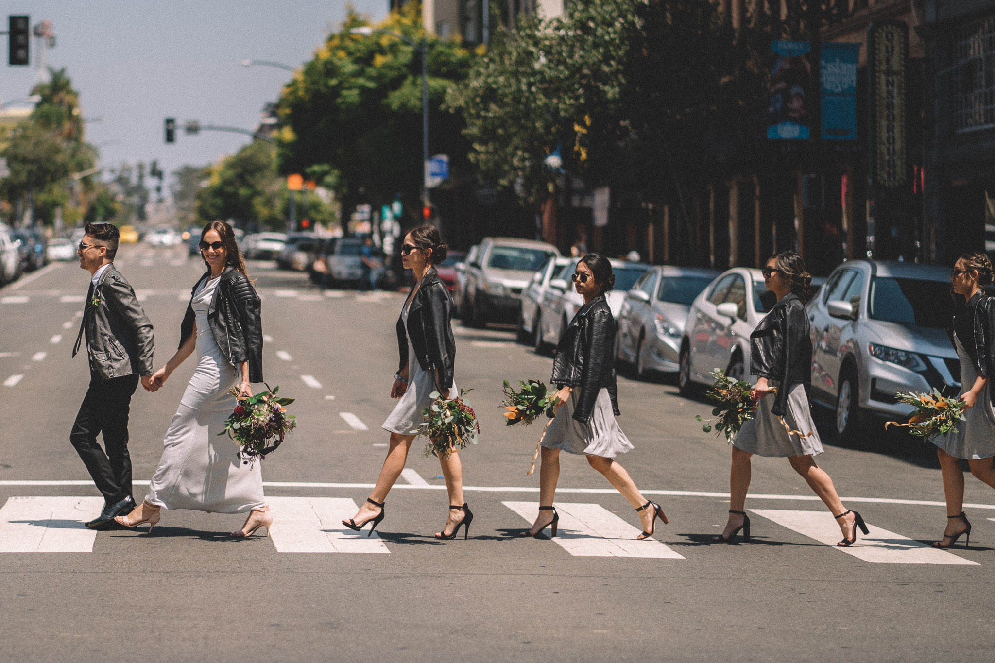 Moody Preset Wedding Edits