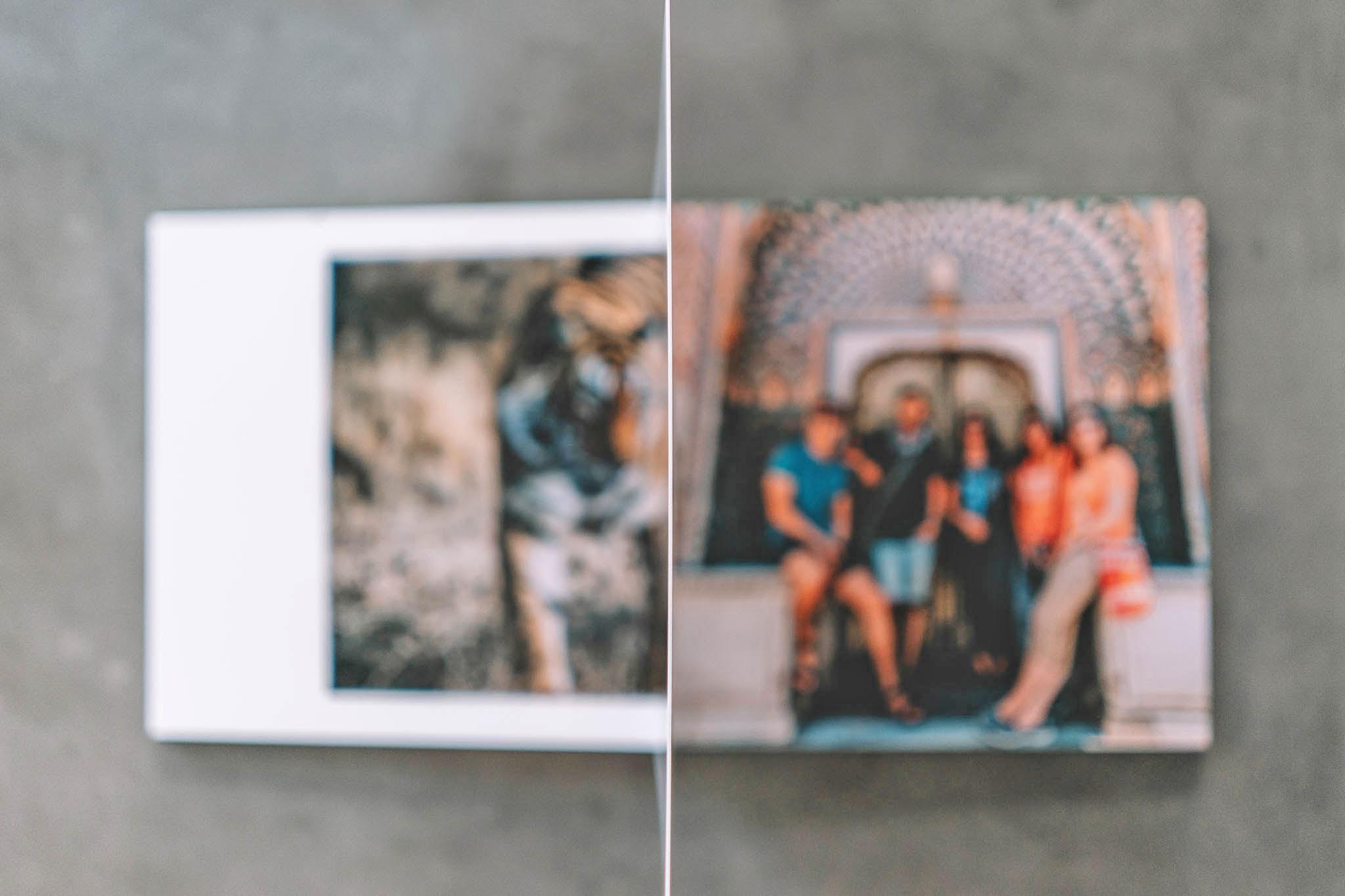 Artifact Uprising Layflat Photo Album Review