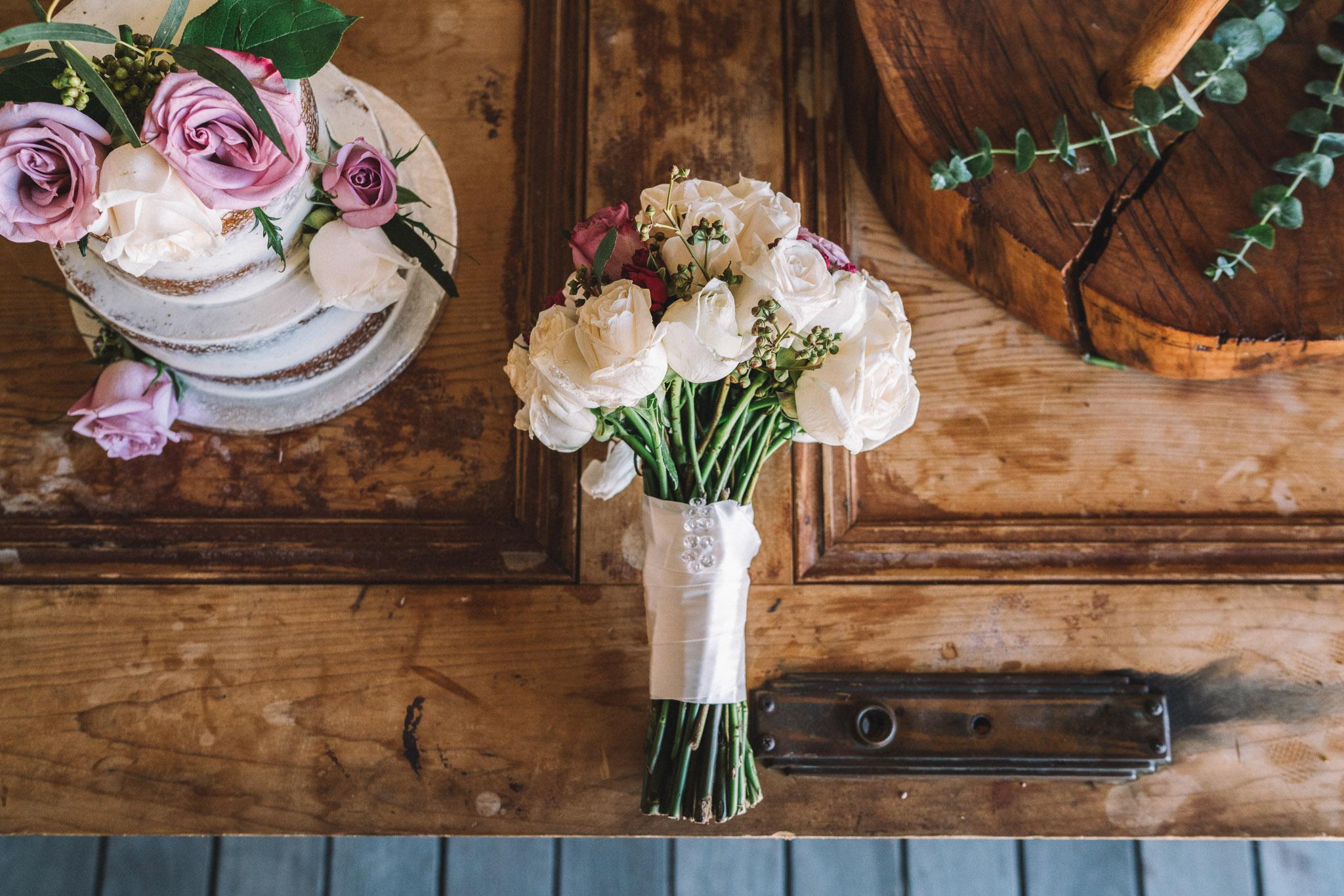 Rustic Romance Wedding San Diego