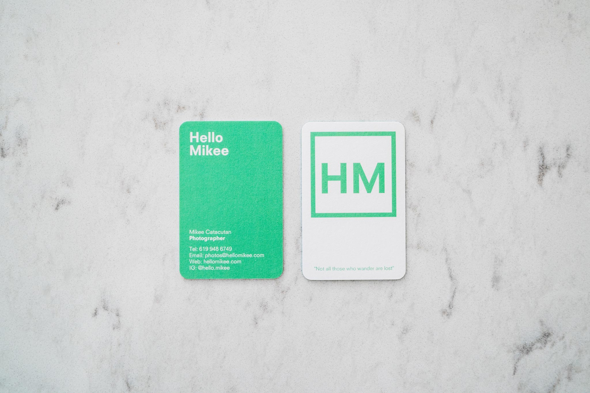 Moo Luxe Business Cards Review